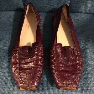 Kate Spade Leather Loafers